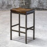 Amelia Bar & Counter Stool by Gracie Oaks