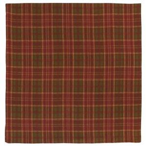 Cotton Plaid Tablecloth