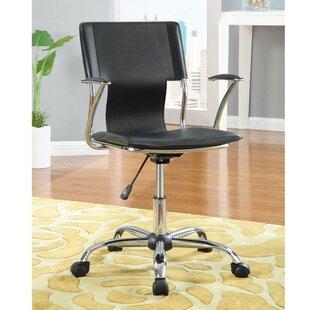 Ebern Designs Settles Medium Back Office Chair