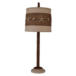Hutchison Rope 32 Table Lamp