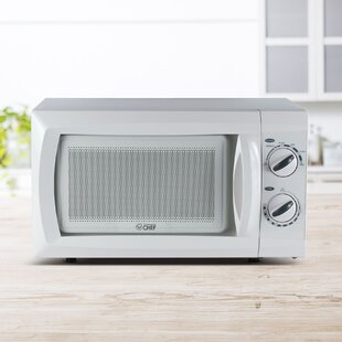 18 0.6 cu. ft. Countertop Microwave with Sensor Cooking