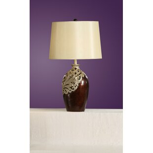 Camille Polyresin 31 Table Lamp (Set Of 2) by Fleur De Lis Living Best