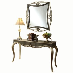 Beetham Console Table And Mirror Set By Astoria Grand