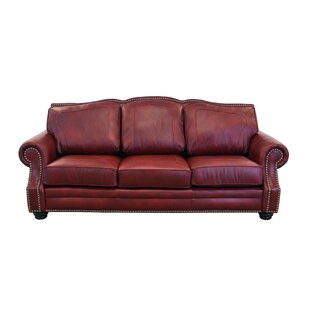 Shop Winchester Leather Sofa by Westland and Birch