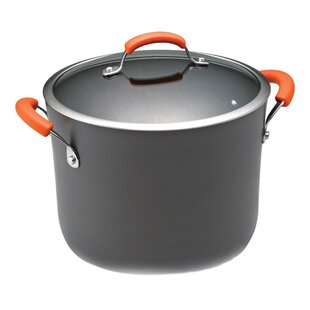 10 qt. Anodized Stock Pot with Lid