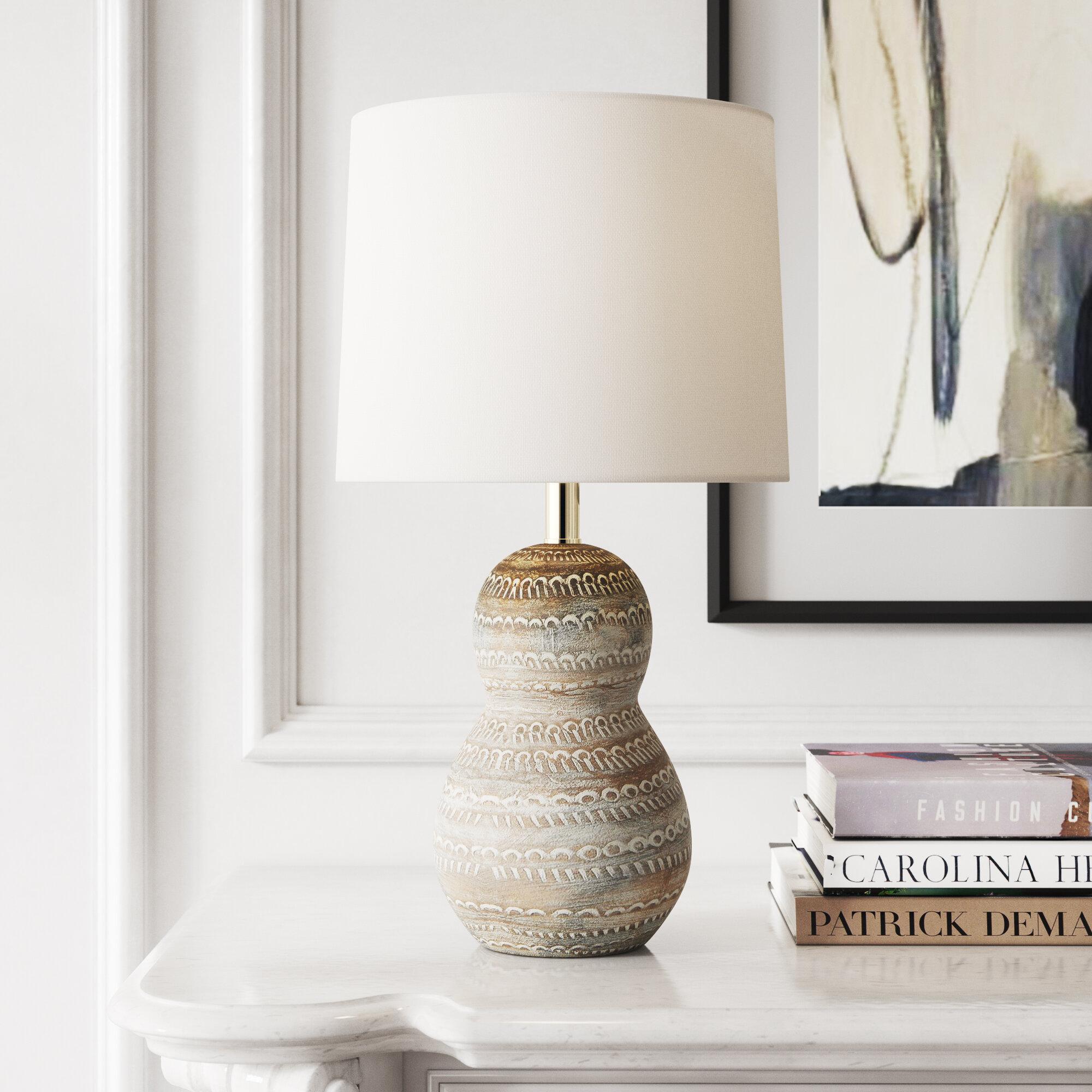 Farmhouse Table Lamps You Ll Love In 2021 Wayfair