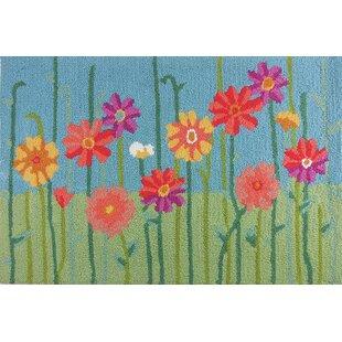 Poppy flower rug wayfair valentine meadow flowers rug mightylinksfo