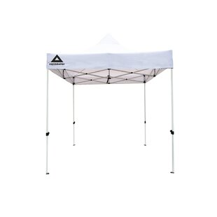 Rapid 8 Ft. W x 8 Ft. D Steel Pop-Up Canopy by Caddis Sports