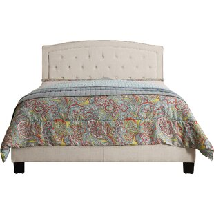 Gabriel Upholstered Panel Bed Mulhouse Furniture
