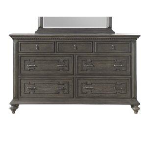 Hednesford 7 Drawer Double Dresser