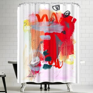 Olimpia Piccoli Her Majesty Single Shower Curtain