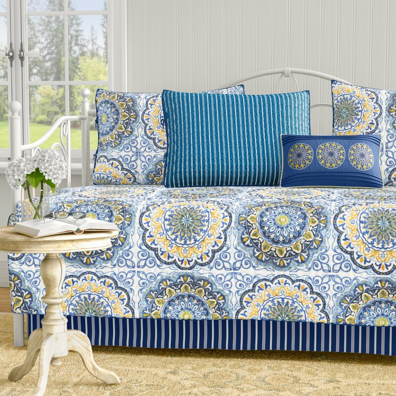 knotts 6 piece full daybed set