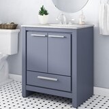 Broadview 30 Single Bathroom Vanity Set by Zipcode Design™