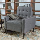Clitherall 22.4 Armchair by Hashtag Home