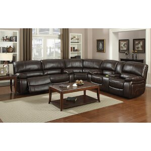 Jayce Reclining Sectional ..