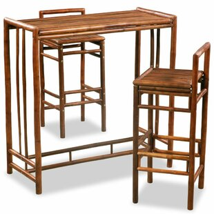 Barview 3 Piece Pub Table Set By Bay Isle Home