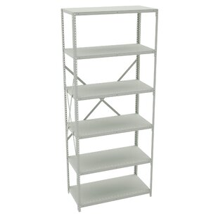 Q Line Open 7 Shelf Shelving Unit Starter