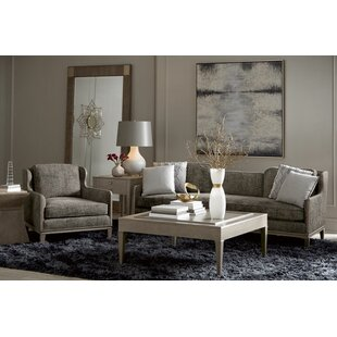 Everly Quinn Albright 2 Piece Coffee Table Set