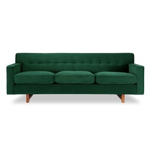 Lomonaco Mid Century Modern Classic Sofa