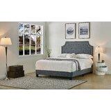Shanon Upholstered Standard Bed by Charlton Home®