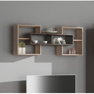 French Wall Shelf By Mercury Row