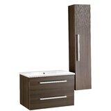 Kingsford 31 Wall-Mounted Single Bathroom Vanity Set by Orren Ellis
