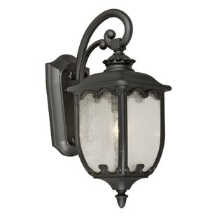 Price Check Block Island 1-Light Outdoor Wall Lantern By Fleur De Lis Living