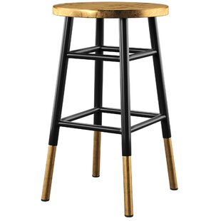 Platon 24 Bar Stool Mercury Row