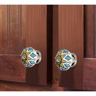 Starred Cabinet Round Knob (Set of 8)