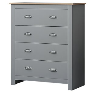 Crestwood 4 Drawer Chest By Brambly Cottage