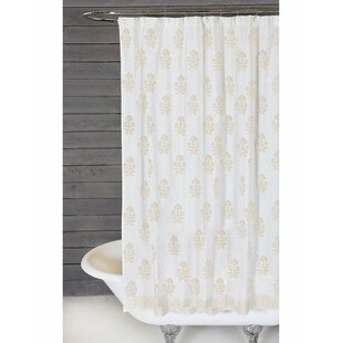Bahaar Cotton Single Shower Curtain