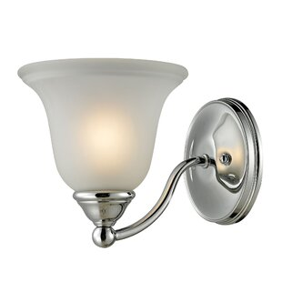 Joelle 1-Light LED Bath Sconce by Charlton Home