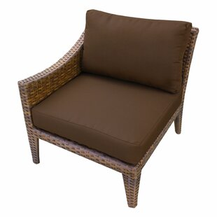 Manhattan Right Armless Chair with Cushions