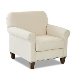 Kaelyn Armchair by Wayfair Custom Upholstery™
