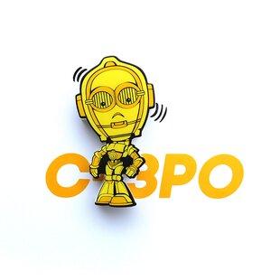 3D Light FX 3D C-3PO Mini Deco 2-Light Night Light