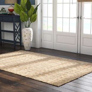 Compare & Buy Richmond Hand-Woven Brown Area Rug By Beachcrest Home