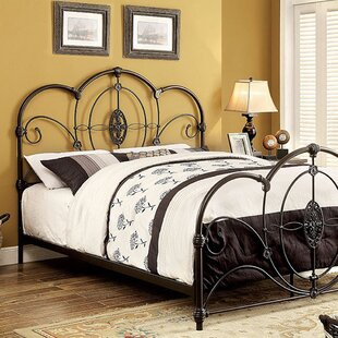 Craine Panel Bed by Fleur De Lis Living