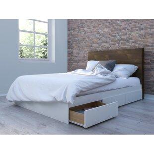 Ivy Bronx Mcinnis Storage Platform Bed