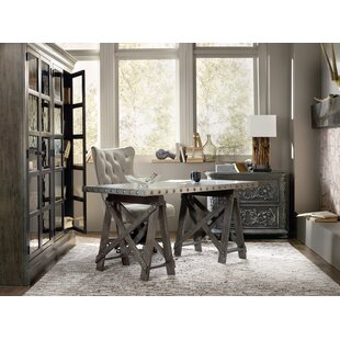 Hooker Furniture Writing Desk and Chair