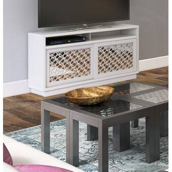 8ef3cbf7908 House of Hampton Georg TV Stand for TVs up to 60