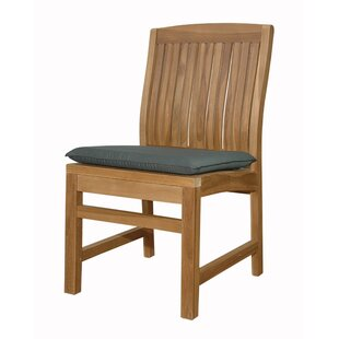 Mccarty Teak Patio Dining Chair