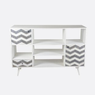Charmain 2 Door Accent Cabinet by Bungalow Rose