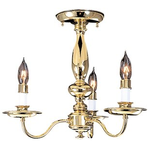 Darby Home Co Redhill 3-Light Candle Styl..