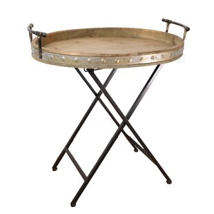 Zehr Folding Snack Tray Table