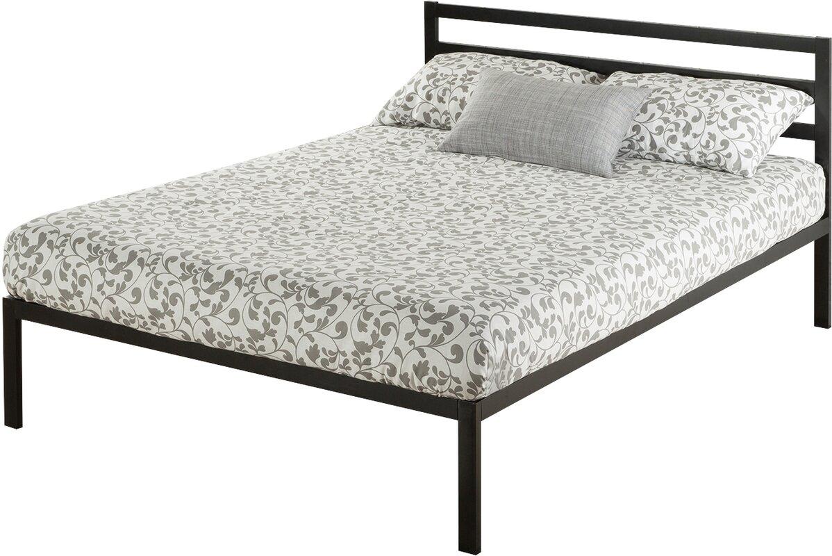 Avey Platform Bed Amp Reviews Allmodern