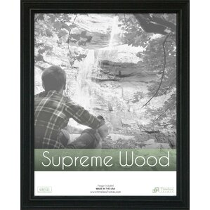 Irving Solid Wood Picture Frame