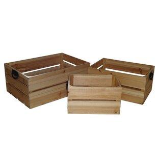 Wooden Crates Youu0027ll Love | Wayfair