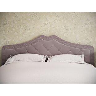 Camil Upholstered Headboard By Fleur De Lis Living