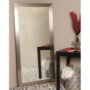 Silver Hotel Design Full Length Wall Mirror By Commercial Value