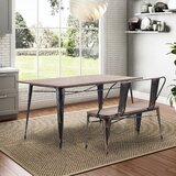 Johnby 2 - Piece Dining Set by Williston Forge